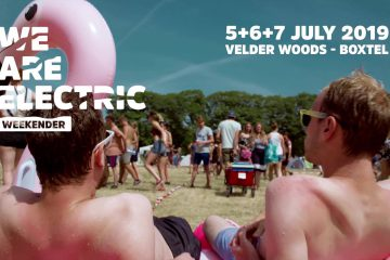 We Are Electric vrijdag 5 juli 2019