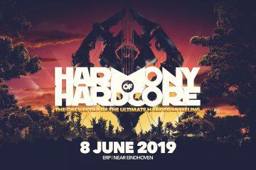 Harmony of Hardcore 8 juni 2019