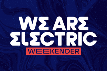 We Are Electric zondag 7 juli 2019