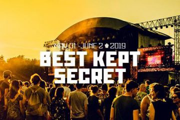 Best Kept Secret 31 May – 2 Jun. 2019 (EN)