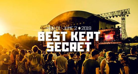 Best Kept Secret 31 May - 2 Jun. 2019 (EN)