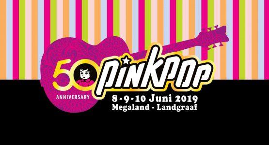 Pinkpop 8 Jun. - 10 Jun. 2019 (EN)