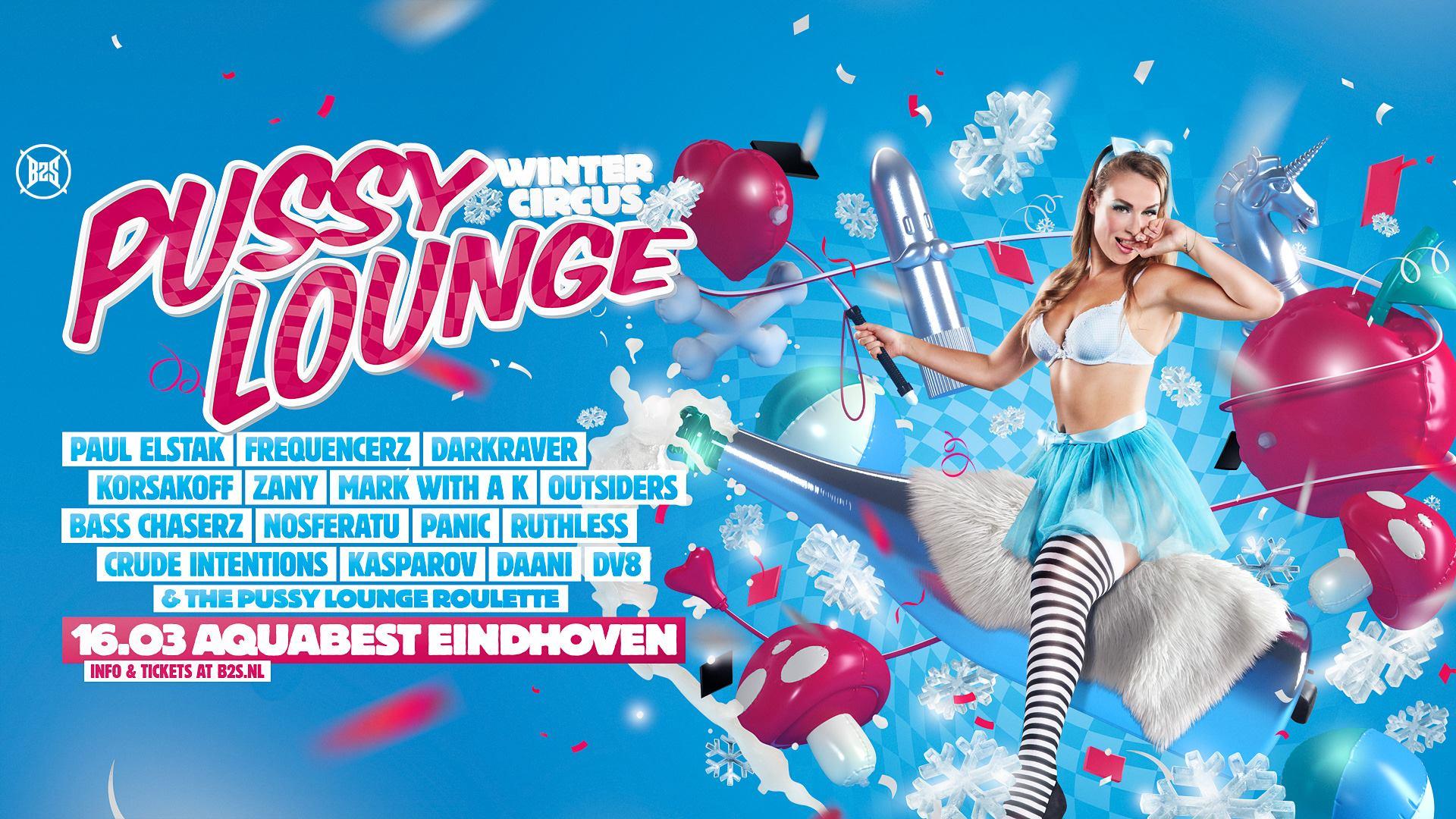 Pussy Lounge Wintercircus 2019