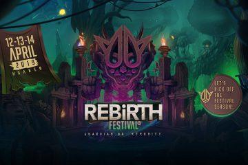 Rebirth Festival 12 Apr. – 14 Apr. 2019 (EN)