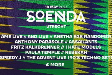 Soenda 18 May 2019 (EN)