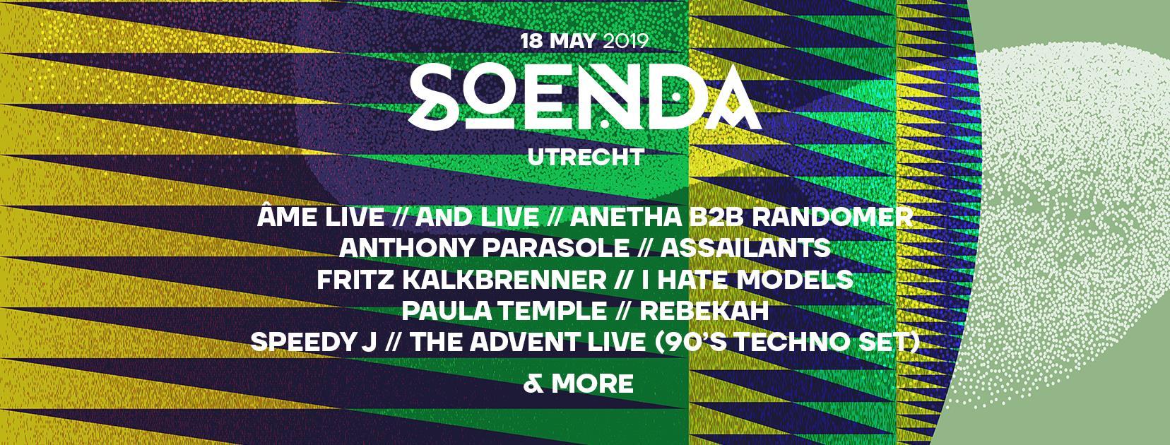 Soenda Festival 18 mei 2019