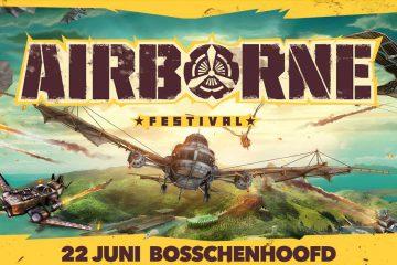Airborne Festival 22 juni 2019
