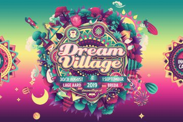 Dream Village Festival 30-31 aug. & 1 sept. 2019