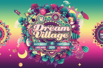 Dreamvillage Festival 30-31 aug. & 1 sept. 2019