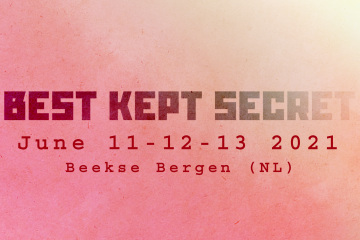 Best Kept Secret Festival 11, 12 & 13 June 2021 (EN)