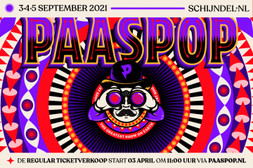 Paaspop Festival 3, 4 & 5 September 2021 (EN)