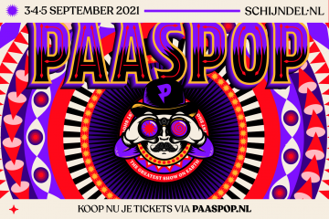 Paaspop Festival 3, 4 & 5 september 2021