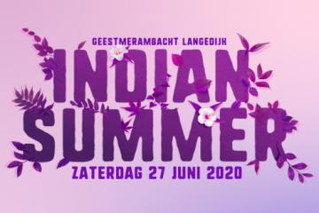Indian Summer Festival 27 juni 2020