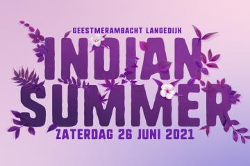 Indian Summer Festival 26 juni 2021