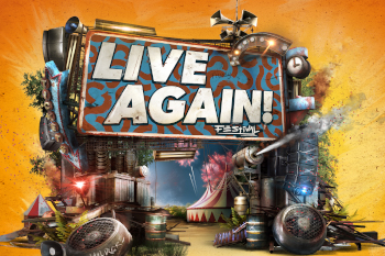 Live Again – Harmony of Hardcore