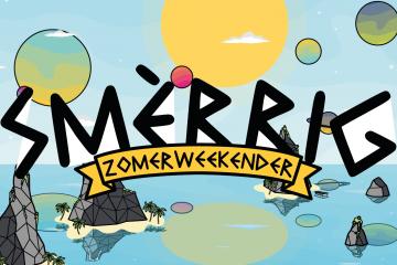 SMÈRRIG Zomerweekender Festival 24&25 juli 2021