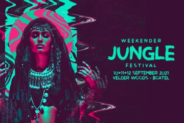 Jungle Festival 10, 11 & 12 september 2021